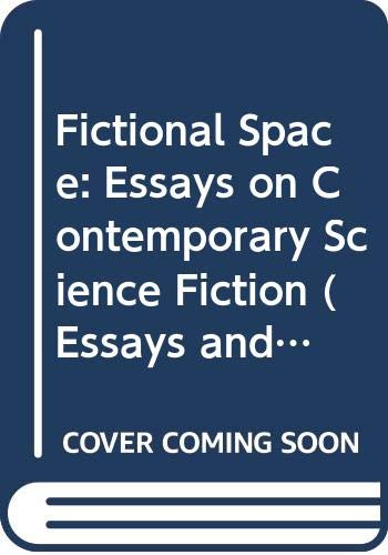 9780631177623: Fictional space: Essays on contemporary science fiction (Essays and studies)