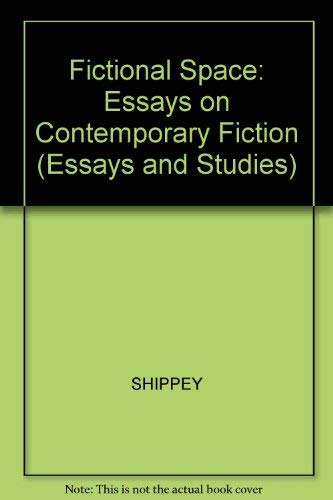 9780631177630: Fictional Space: Essays on Contemporary Science Fiction (Essays and Studies)