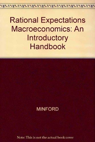 9780631177876: Rational Expectations Macroeconomics: An Introductory Handbook