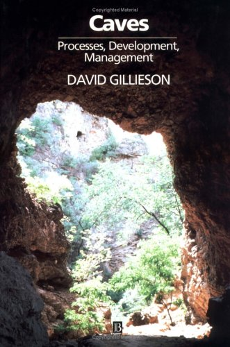 9780631178194: Caves: Processes, Development and Management