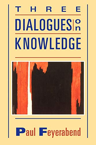9780631179184: Three Dialogues on Knowledge