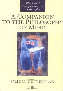 9780631179535: A Companion to the Philosophy of Mind (Blackwell Companions to Philosophy)