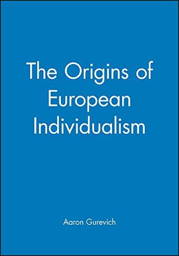 9780631179634: The Origins of European Individualism
