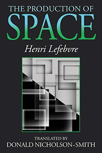 9780631181774: The Production of Space