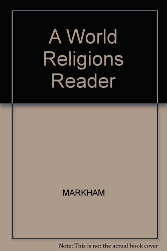 9780631182399: A World Religious Reader