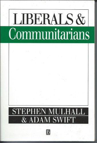 9780631183778: Liberals and Communitarians: An Introduction