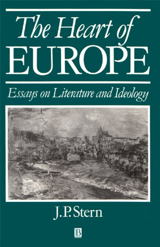 9780631184737: The Heart of Europe: Essays on Literature and Ideology