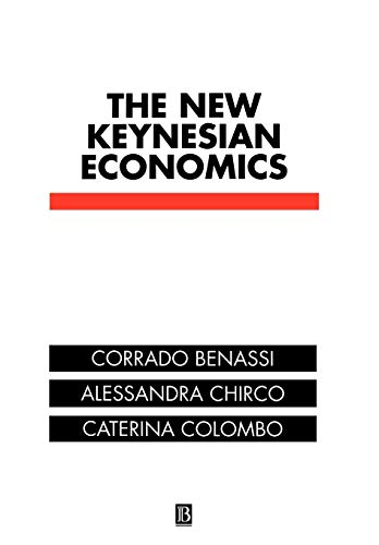 9780631184850: The New Keynesian Macroeconomics