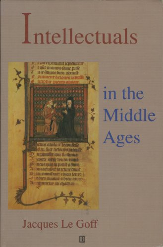 9780631185192: Intellectuals in the Middle Ages