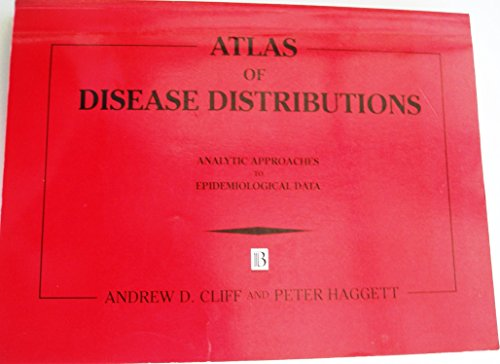 9780631185291: Atlas of Disease Distributions