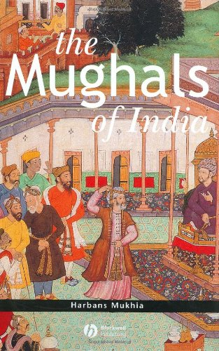 9780631185550: The Mughals of India (Peoples of Asia)