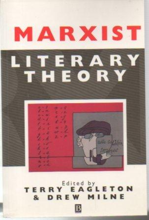 9780631185796: Marxist Literary Theory: A Reader