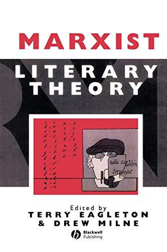 9780631185819: Marxist Literary Theory: A Reader