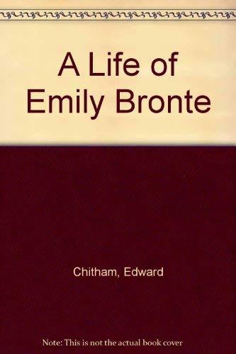 9780631186298: A Life of Emily Bronte