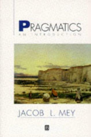 9780631186915: Pragmatics