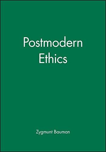 9780631186939: Postmodern Ethics