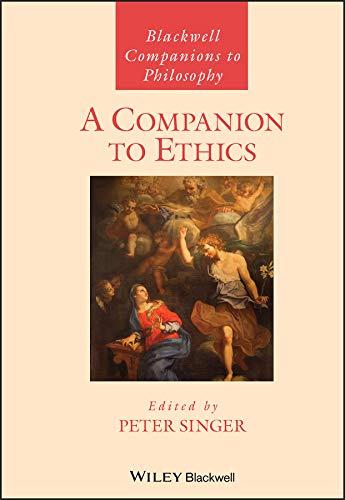 9780631187851: A Companion to Ethics