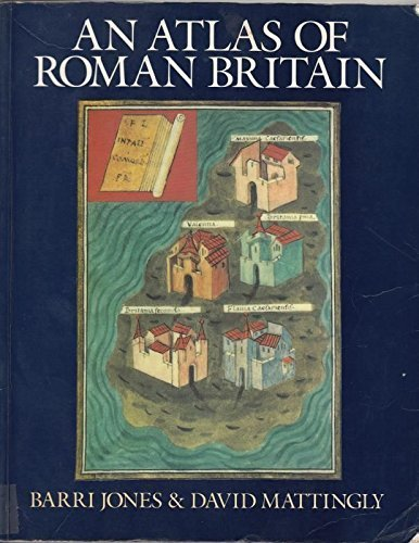 9780631187868: An Atlas of Roman Britain