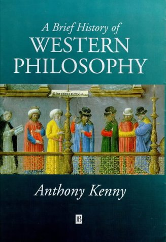 9780631187912: A Brief History of Western Philosophy