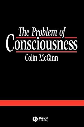 9780631188032: The Problem of Consciousness: Essays Towards a Resolution