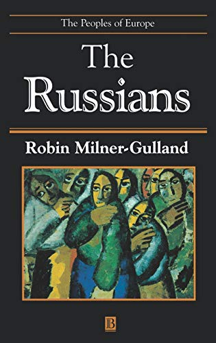 9780631188056: Russians (Peoples of Europe)