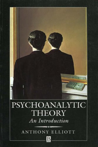 9780631188476: Psychoanalytic Theory: An Introduction