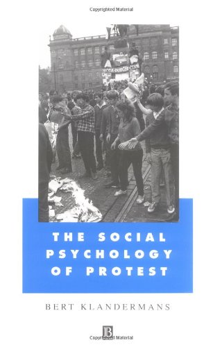 9780631188797: The Social Psychology of Protest