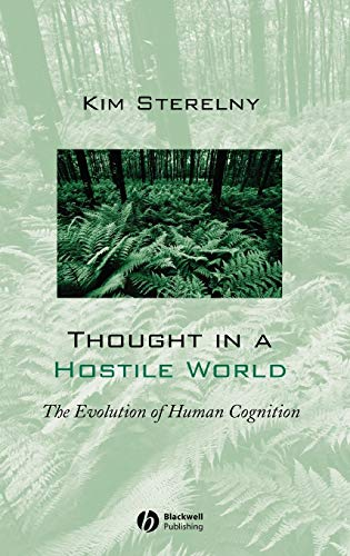 9780631188865: Thought in a Hostile World: The Evolution of Human Cognition