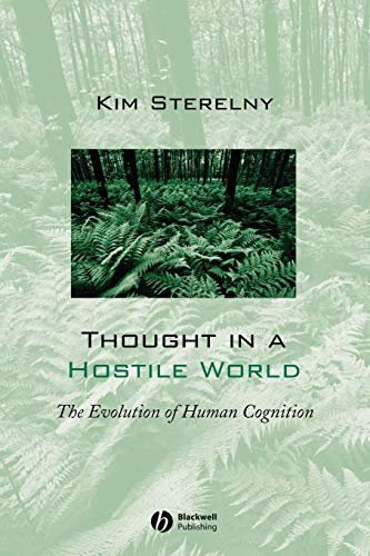 9780631188872: Thought In A Hostile World: The Evolution of Human Cognition