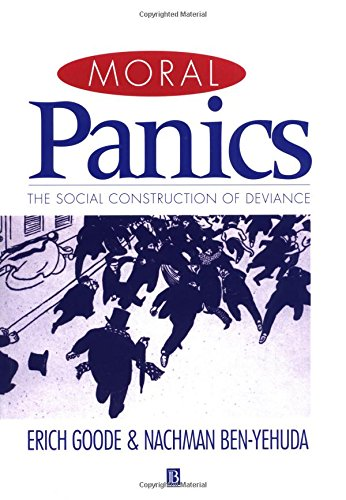 9780631189053: Moral Panics: The Social Construction of Deviance