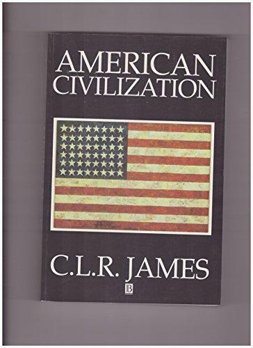 9780631189091: American Civilization