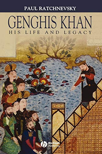 9780631189497: Genghis Khan: His Life and Legacy