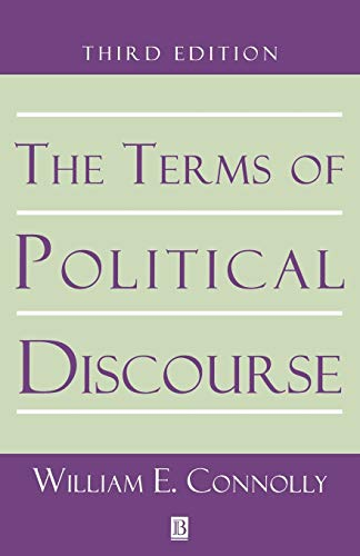 9780631189596: Terms of Political Discourse 3e