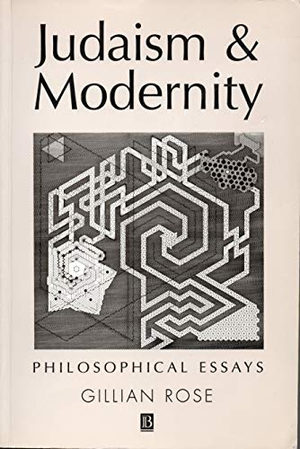 9780631189718: Judaism and Modernity