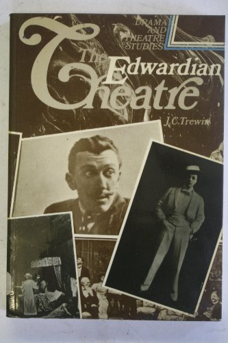 9780631190004: EDWARDIAN THEATRE (DRAMA THEATRE STUDIES)