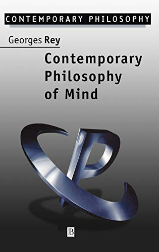 9780631190691: Contemporary Philosophy of Mind: A Contentiously Classical Approach