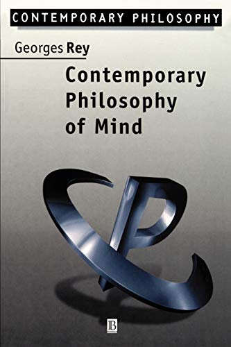 9780631190714: Contemporary Philosophy of Mind: A Contentiously Classical Approach