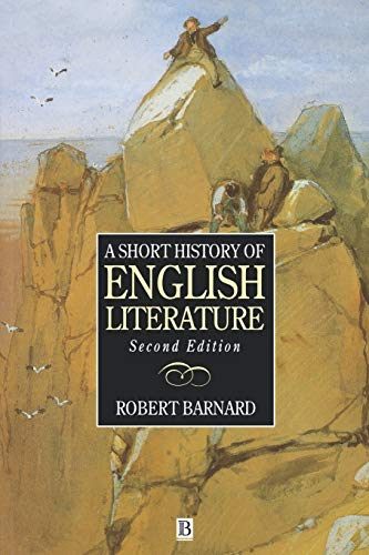 9780631190882: A Short History of English Literature