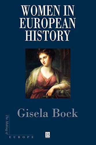 9780631191452: Women European History P (Making of Europe)