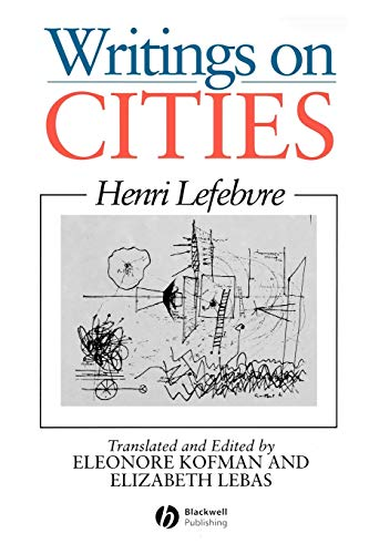 9780631191889: Writing on Cities