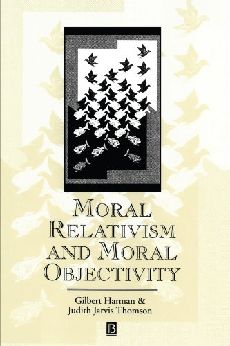 9780631192114: Moral Relativism and Moral Objectivity