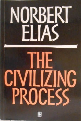 9780631192220: Civilizing Process
