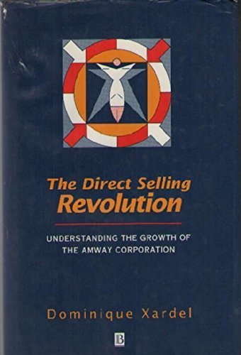 9780631192299: The Direct Selling Revolution