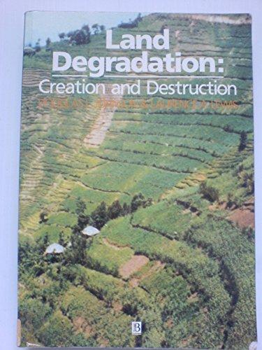9780631192442: Land Degradation (Natural Environment)