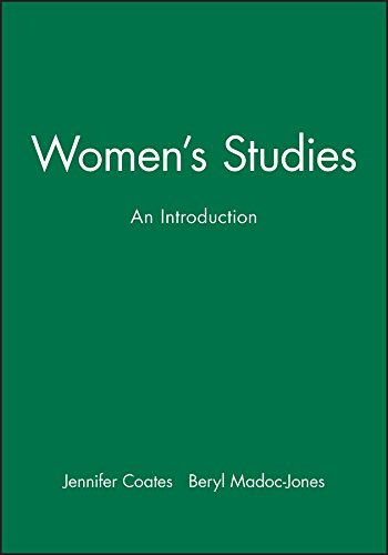 9780631192541: Women's Studies: An Introduction (Bedford Series in History and Culture)