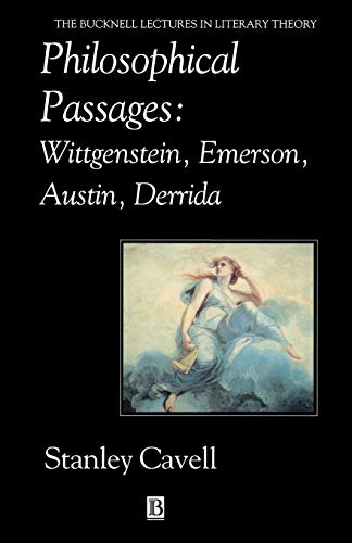 9780631192718: Philosophical Passages (Bucknell Lectures in Literary Theory)
