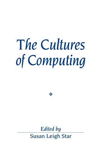 9780631192824: The Cultures of Compting