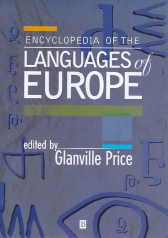 9780631192862: An Encyclopedia of the Languages of Europe