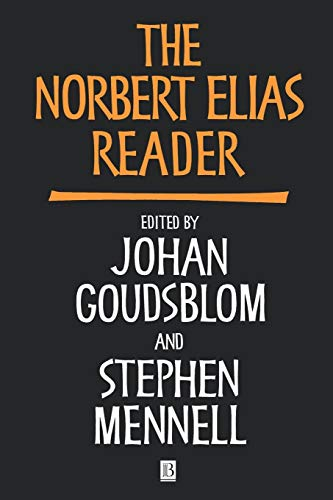 9780631193098: The Norbert Elias Reader: A Biographical Selection