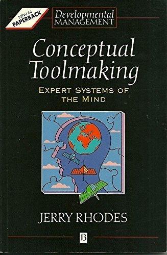 9780631193210: Conceptual Toolmaking: Expert Systems of the Mind (Developmental Management)